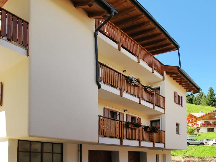 Appartement pour 3 personnes à Pera di Fassa
