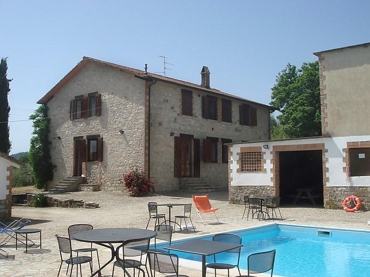 Maison pour 8 personnes à Todi