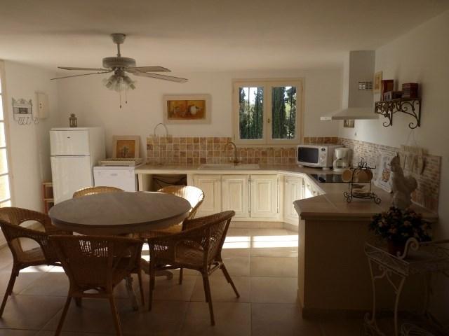 espace ouvert cuisine et repas