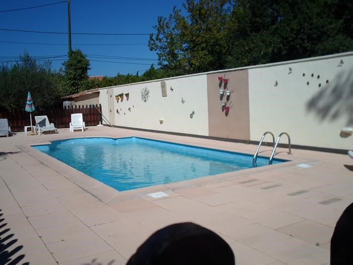 Location vacances Vaison-la-Romaine -  Maison - 4 personnes - Barbecue - Photo N° 1