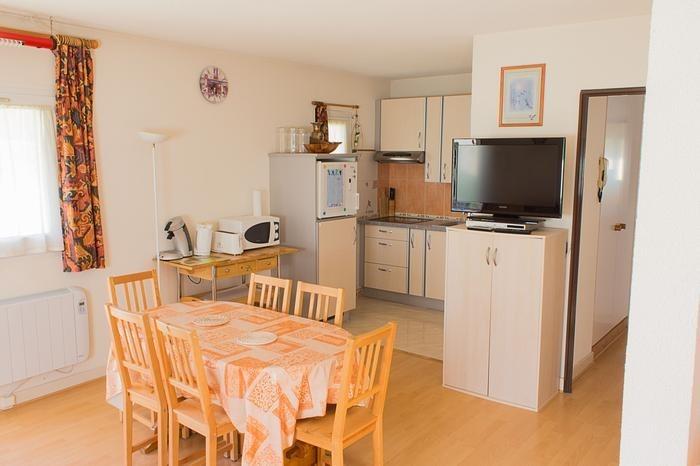 Appartement pour 6 pers. avec accès p.m.r., Prémanon