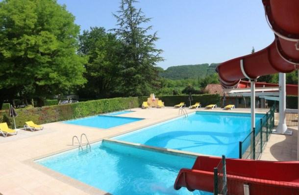 Location vacances Saint-Cybranet -  Maison - 6 personnes - Table de ping-pong - Photo N° 1