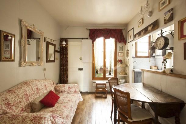 Location vacances Paris 14e Arrondissement -  Appartement - 3 personnes - Chaîne Hifi - Photo N° 1