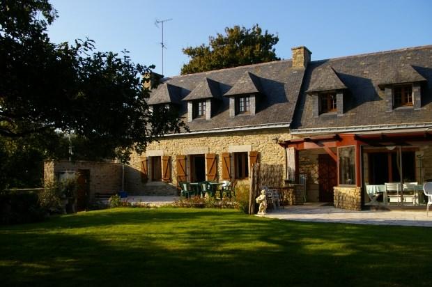 Location vacances Moëlan-sur-Mer -  Gite - 6 personnes - Barbecue - Photo N° 1