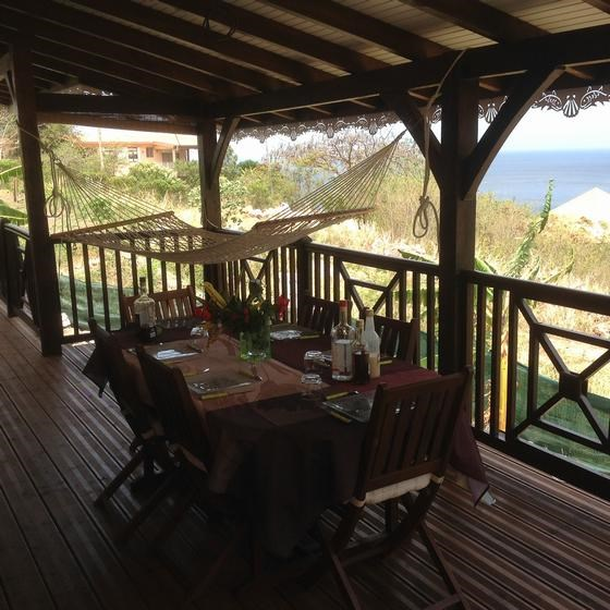 Location vacances Les Anses-d'Arlet -  Maison - 7 personnes - Barbecue - Photo N° 1