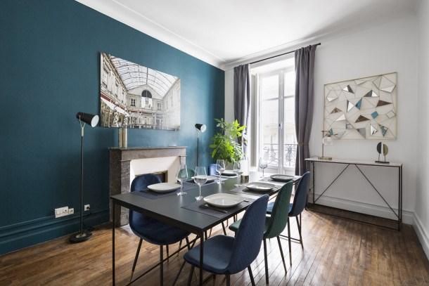 Prestige- Appartement de type Haussmannien en plein centre de Nantes