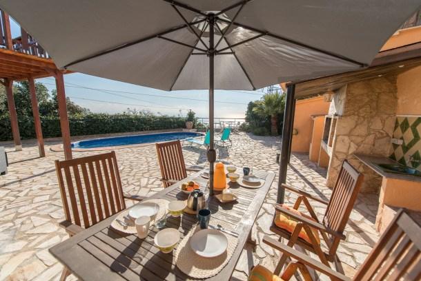 Location vacances Pineda de Mar -  Maison - 4 personnes - Barbecue - Photo N° 1