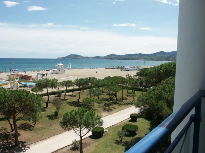 Location vacances Argelès-sur-mer -  Appartement - 6 personnes - Salon de jardin - Photo N° 1