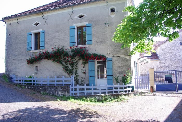 Location vacances Fauroux -  Maison - 6 personnes - Barbecue - Photo N° 1