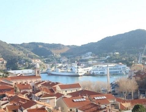 Location vacances Port-Vendres -  Appartement - 4 personnes - Télévision - Photo N° 1