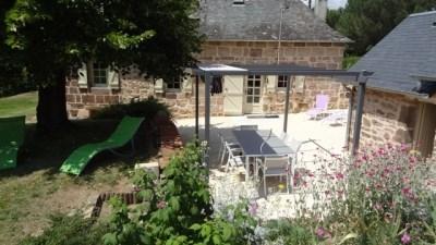 Location vacances Malemort-sur-Corrèze -  Gite - 6 personnes - Barbecue - Photo N° 1