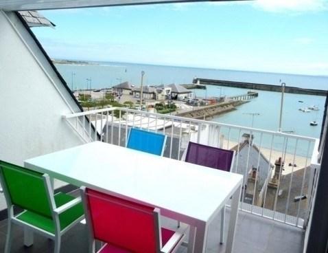 Location vacances Quiberon -  Appartement - 8 personnes - Télévision - Photo N° 1