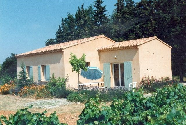 Location vacances Bédoin -  Gite - 4 personnes - Barbecue - Photo N° 1