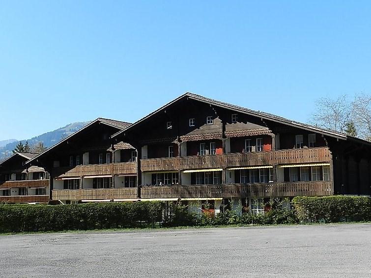 Appartement pour 6 à Gstaad