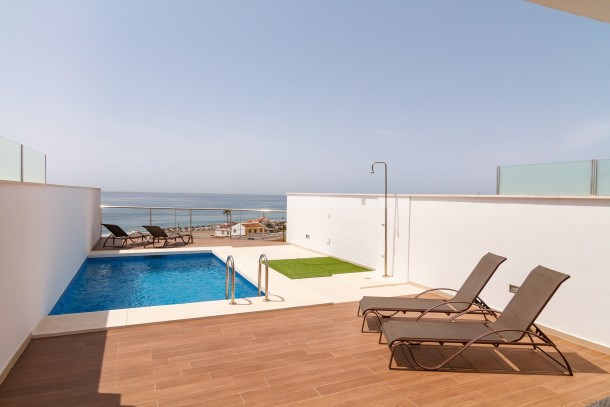 Location vacances Torrox -  Maison - 8 personnes - Barbecue - Photo N° 1