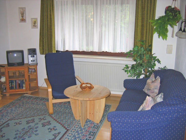 Appartement pour 2 personnes à Arrach