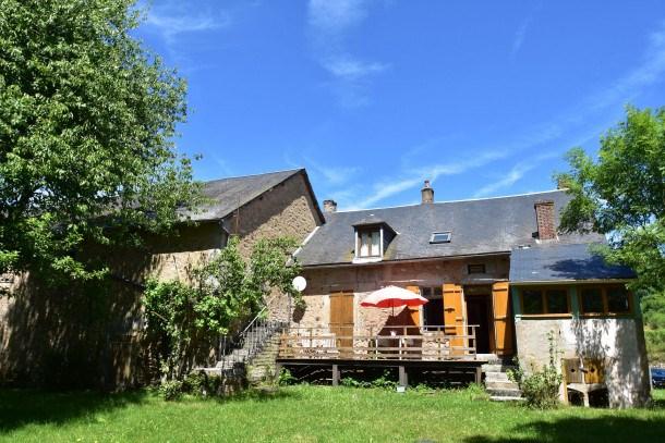 Location vacances Gâcogne -  Maison - 6 personnes - Barbecue - Photo N° 1