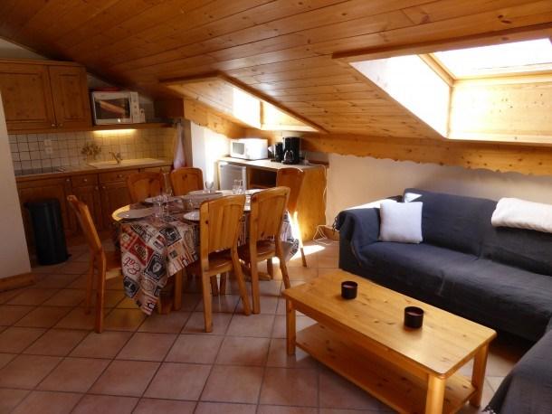Location vacances Les Contamines-Montjoie -  Appartement - 8 personnes - Télévision - Photo N° 1