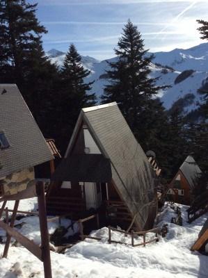 Location vacances Ustou -  Maison - 7 personnes - Télévision - Photo N° 1
