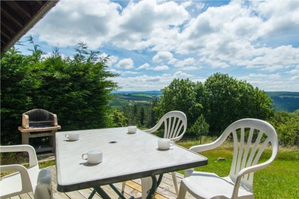 Location vacances Saint-Léger-de-Peyre -  Maison - 4 personnes - Barbecue - Photo N° 1