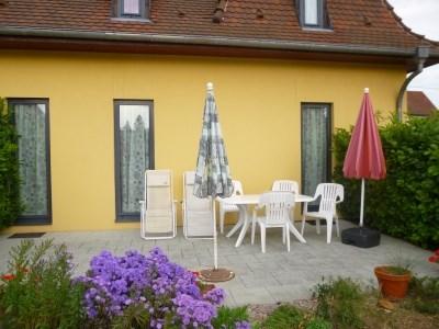 Location vacances Rosheim -  Gite - 4 personnes - Salon de jardin - Photo N° 1