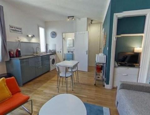 Location vacances Lorient -  Appartement - 2 personnes - Télévision - Photo N° 1