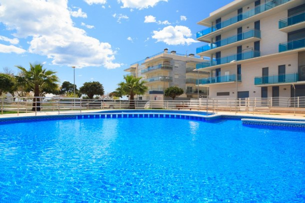 Location vacances Cambrils -  Appartement - 7 personnes - Télévision - Photo N° 1
