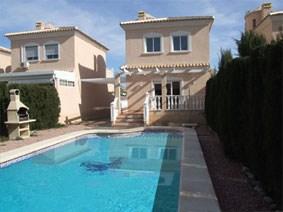ESPAGNE - Alicante : villa de vacances avec piscine, 6 pers.