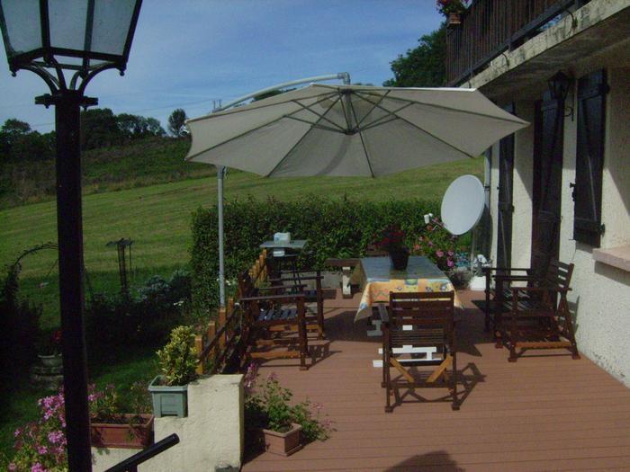 Ferienwohnungen Saint-Sauves-d'Auvergne - Wohnung - 6 Personen - Grill - Foto Nr. 1