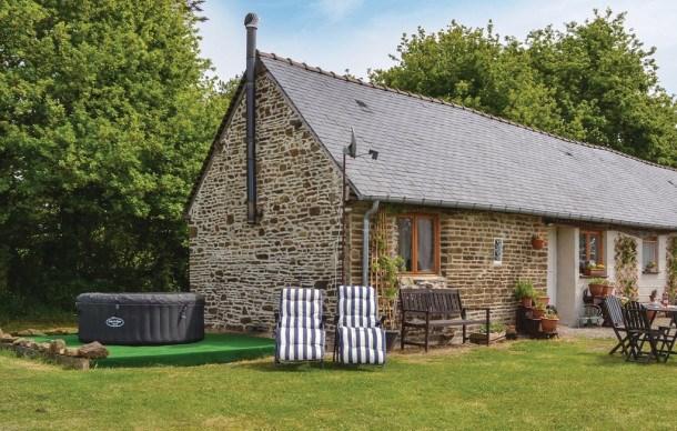 Location vacances Fougerolles-du-Plessis -  Maison - 2 personnes - Barbecue - Photo N° 1