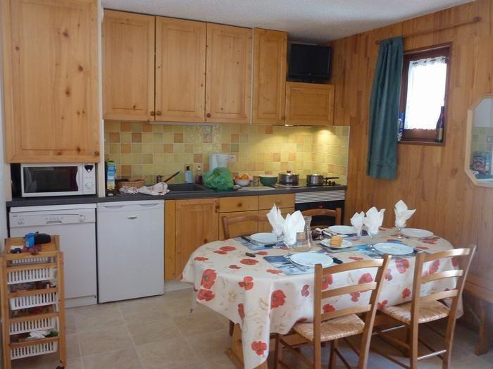 Location vacances Valloire -  Appartement - 4 personnes - Jardin - Photo N° 1