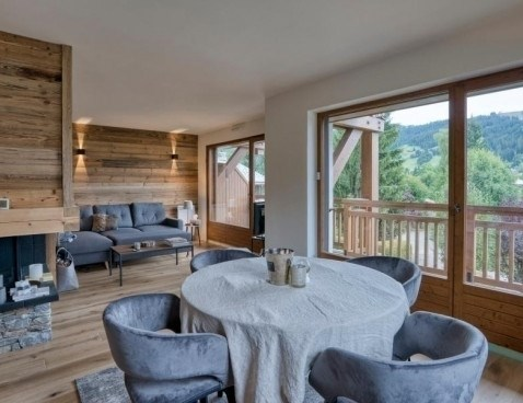 Location vacances Megève -  Appartement - 4 personnes -  - Photo N° 1