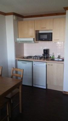 4147A appartement 2 pieces cabine vue vallée