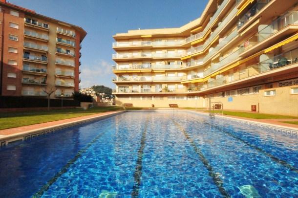 Location vacances Malgrat de Mar -  Appartement - 2 personnes - Télévision - Photo N° 1