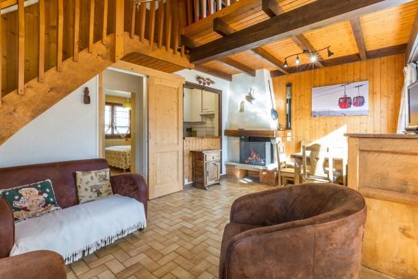 Location vacances La Clusaz -  Appartement - 7 personnes - Télévision - Photo N° 1