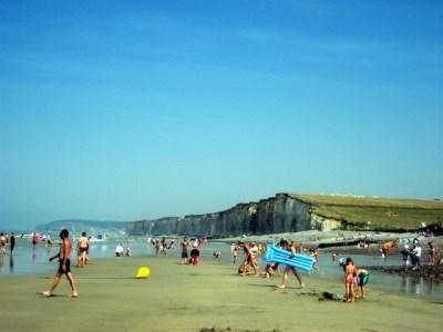 Alquileres de vacaciones Saint-Aubin-sur-Mer - Cabaña - 4 personas - BBQ - Foto N° 1