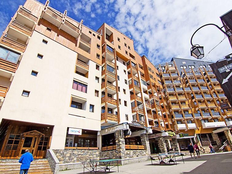 Appartement pour 2 personnes à Val Thorens