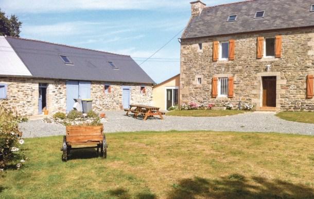Location vacances Tréguier -  Maison - 12 personnes - Barbecue - Photo N° 1