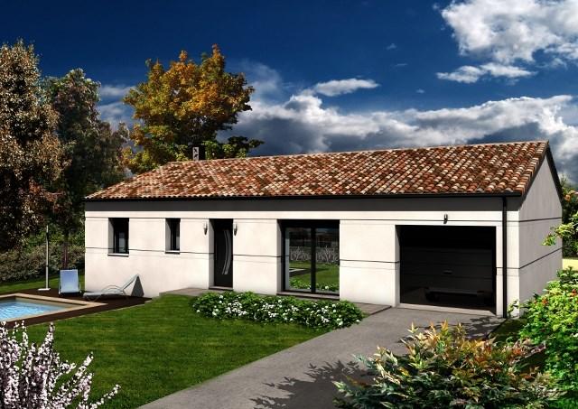 Maison  Saint-Julien-de-Concelles par MAISONS D'EN FRANCE LOIRE ATLANTIQUE