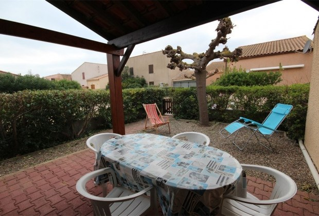 Location vacances Portiragnes -  Maison - 4 personnes - Barbecue - Photo N° 1