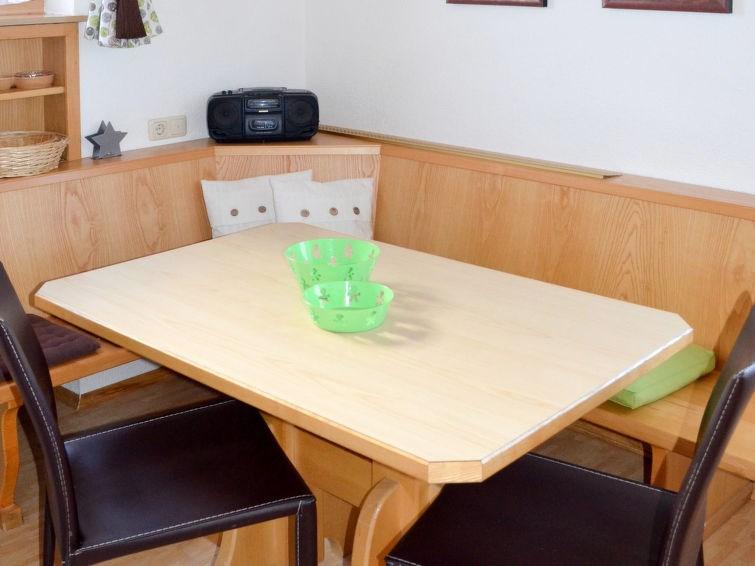 Appartement pour 3 personnes à Flirsch