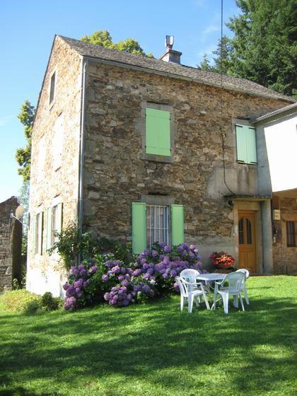Location vacances Millau -  Maison - 4 personnes - Jardin - Photo N° 1