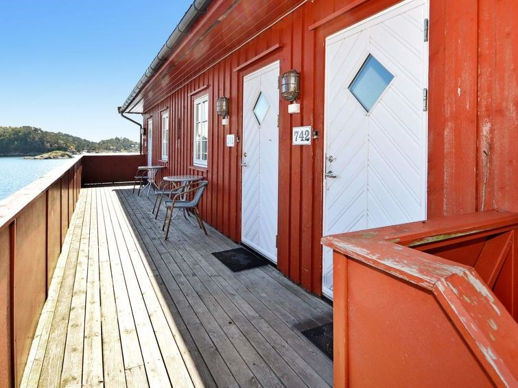 Location vacances Søgne -  Appartement - 6 personnes -  - Photo N° 1