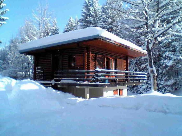Holiday rentals Les Rousses - House - 8 persons - Garden - Photo N° 1