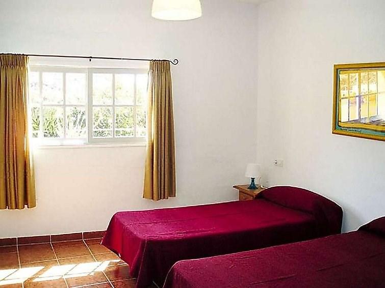 Studio pour 3 personnes à San Andrés