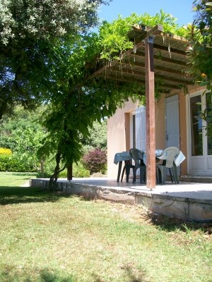 Holiday rentals Cheval-Blanc - Cottage - 6 persons - BBQ - Photo N° 1