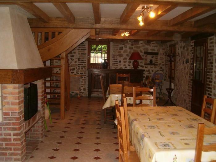 Holiday rentals Le Theil-en-Auge - House - 14 persons - BBQ - Photo N° 1