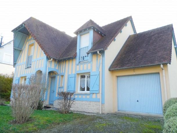 Location vacances Villers-sur-mer -  Maison - 8 personnes - Jardin - Photo N° 1
