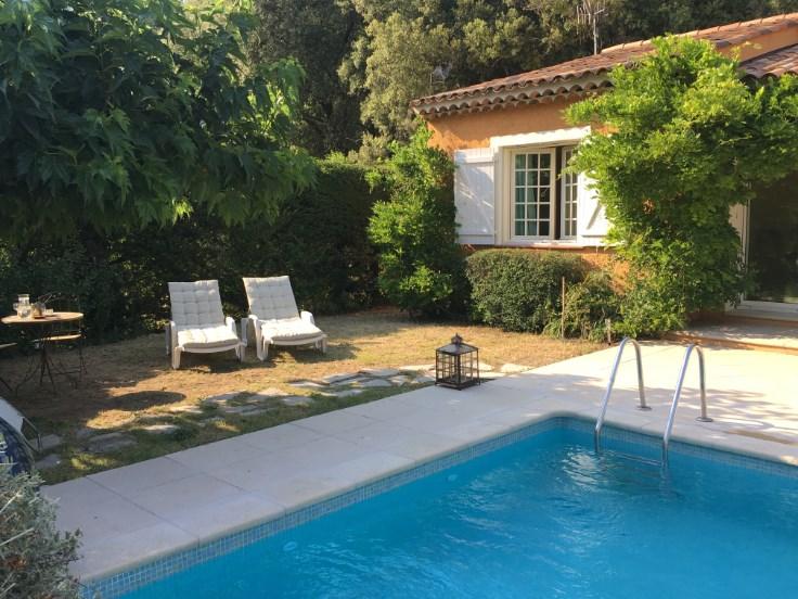 Location vacances Lorgues -  Maison - 6 personnes - Terrasse - Photo N° 1