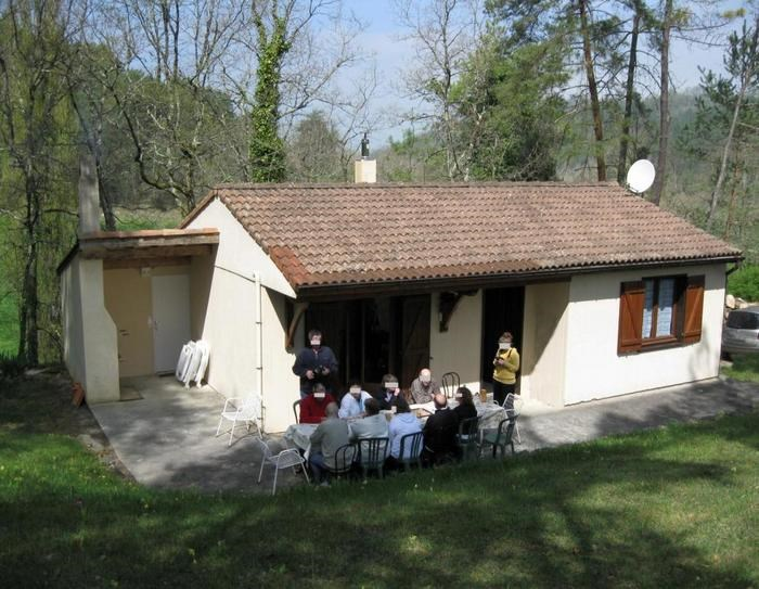 Location vacances Orliac -  Maison - 6 personnes - Barbecue - Photo N° 1